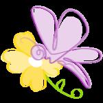 Call Me Capable, Speaker, Motivator, Game Creator, Carol Leish, Butterfly, Flower, Purple, Yellow, Green, www.callmecapable.net